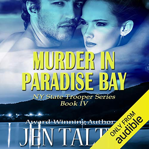 Murder in Paradise Bay audiobook cover art