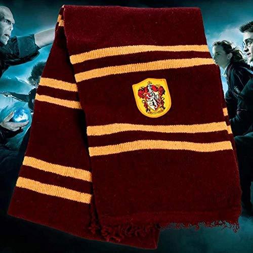 Cinereplicas 3760166560004 - Sciarpa Gryffindor Harry Potter