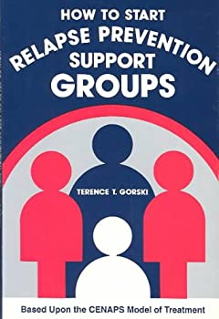 How to Start a Relapse Prevention Group 0830905456 Book Cover