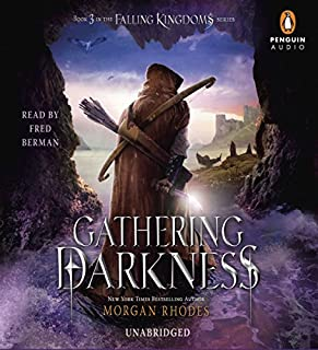 Page de couverture de Gathering Darkness