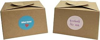 Mejor Cajas De Carton Para Pasteles de 2020 - Mejor valorados y revisados