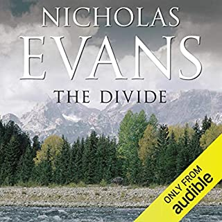 The Divide                   By:                                                                                                                                 Nicholas Evans                               Narrated by:                                                                                                                                 William Hope                      Length: 13 hrs and 58 mins     20 ratings     Overall 4.3