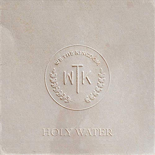 Holy Water Album Cover
