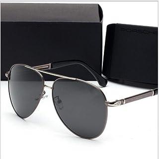 YANPAN - Gafas De Moda De Moda Gafas De Sol Polarizadas para Hombre Gafas De Sol De Moda para Hombre Gafas De Sol De Conducción para Conductor