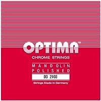 【国内正規品】 OPTIMA オプティマ MANDOLIN D3 2103 マンドリン弦 D線 (.023) 【2本入り】