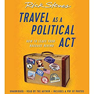 Travel as a Political Act audiobook cover art