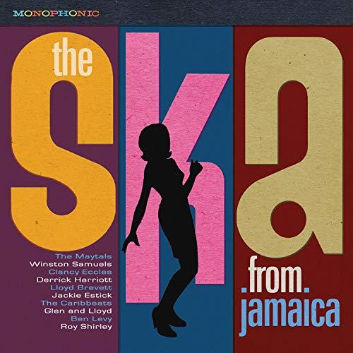 The Ska from Jamaica (Orig.Album+Bonustracks)