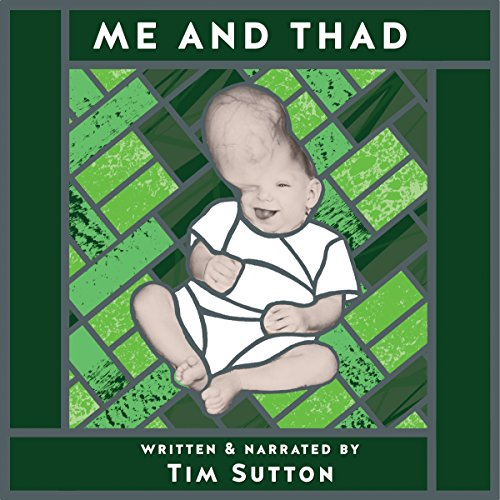 Me and Thad audiobook cover art