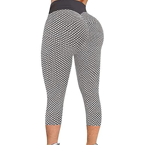 Leggings Mujer Ropa Anti Celulitis Legging Fitness Negro Leggins