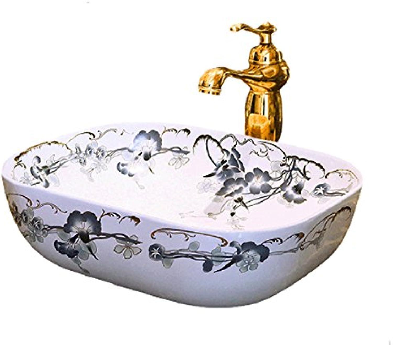 GAOLI Waschbecken Im Badezimmer Waschbecken Im Europischen ...
