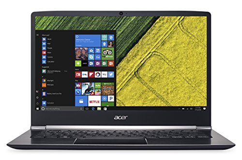 "Acer Swift 5, 14"" Full HD, 7th Gen Intel Core i5-7200U, 8GB LPDDR3, 256GB SSD, Windows 10, SF514-51-555P (Pearl White)"