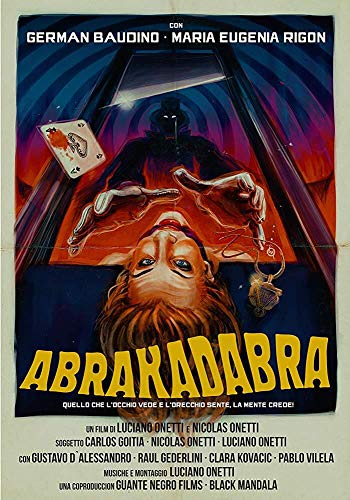 Dvd - Abrakadabra (1 DVD)