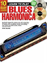 CP69146 - 10 Easy Lessons - Blues Harmonica (10 Easy Lessons Learn to Play)