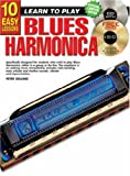 10 Easy Lessons Blues Harmonica