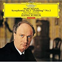 シューマン:交響曲第1番&第2番、「ゲノフェーファ」序曲