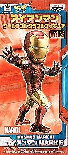 Ironman-Welt sammelbare Abbildung Vol.2 Iron Man Mark 6