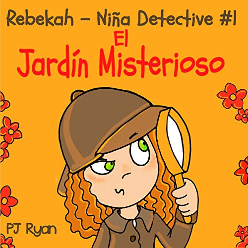 Rebekah - Niña Detective #1 [Rebekah - Girl Detective #1] audiobook cover art