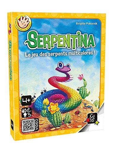Jeu de Cartes - Serpentina