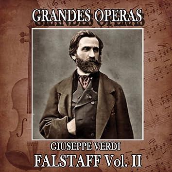 Giuseppe Verdi: Grandes Operas. Fastalff