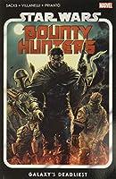 Star Wars: Bounty Hunters Vol. 1: Galaxy's Deadliest (Star Wars Bounty Hunters)