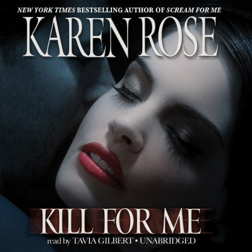 Kill for Me audiobook cover art