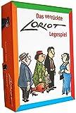 Loriot Legespiel / Gedächtnisspiel 13 x 9,5 x 3 cm • 40050 ''Das verrückte Loriot-Legespiel'' • Games • Spiele -