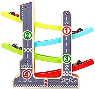 AL OSTOURA Educational Toys Traffic Car Wooden