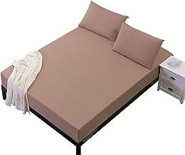 Guiran Matratzenüberzug Wasserdicht Spannbetttuch Bettschutz Spannbettlaken Inkontinenz