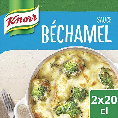 KNORR - Sauce Béchamel Brique 2X210 G - Lot De 2
