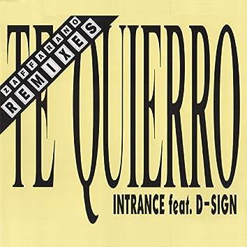 Te Quierro (Zaffarano Remixes)