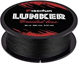 Piscifun Lunker Braided Fishing Line Multifilament 300yards 547yards -...