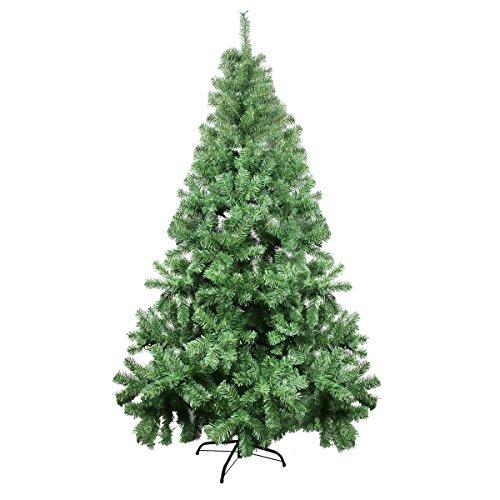 CelebrationLight Christmas Tree - Xmas Tree - Artificial Christmas Pine Trees - 1000 Branch Tips for...