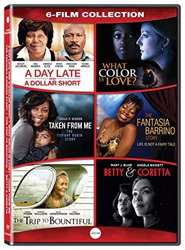 Lifetime Urban 6-Film Collection [DVD]