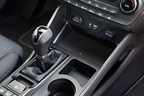 Ablagefach inbay® für Hyundai Tucson 2015-> Qi Standard