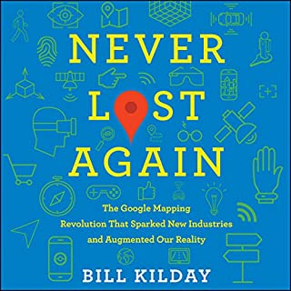 Never Lost Again audiobook cover art
