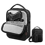 FINPAC Pistol Bag Carry Gun Holster, Tactical Handgun Shoulder Bag Padded Military Gun Ammo Accessories Pouch...