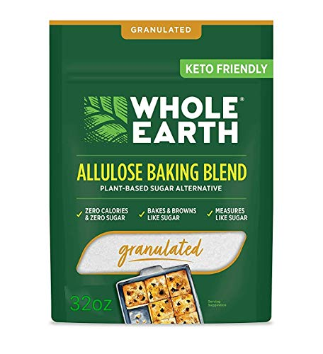 Whole earth allulose baking blend granulated 32 ounce (pack of 1) ●SOLD BY WHOLE AND NATURAL●
