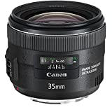 Canon EF35mm F/2 IS USM - Objetivo focal