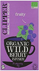 10 Best herbal teas - wild berry