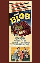 The Blob Poster Movie B 11x17 Steve McQueen Aneta Corsaut Olin Howlin Earl Rowe
