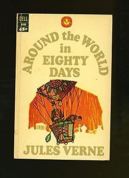 Mass Market Paperback Around the World in Eighty Days Book
