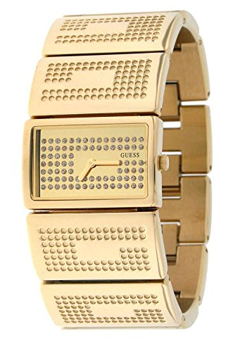 Guess W16548L1 - Reloj de caballero de cuarzo con correa dorada