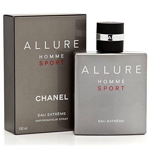 Chanȇl Allure Homme Sport Eau Extreme Eau de Parfum Spray 3.4 OZ.