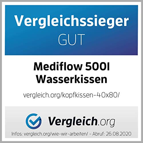 Mediflow 5001 Das Original Wasserkissen 40x80cm