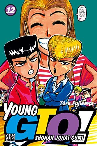 Young GTO T12: Shonan Junaï Gumi