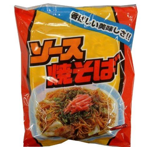 麺のスナオシ サッポロソース焼そば 5P×6個