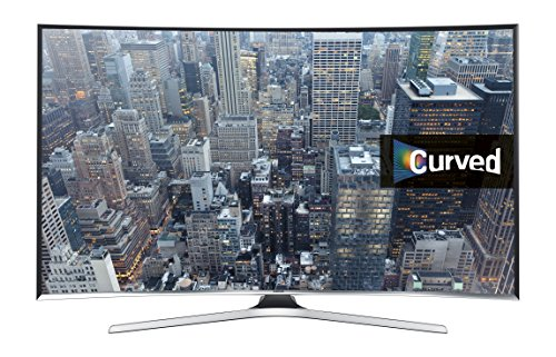 Samsung Series 6 J6300 48 inch Widescreen Full HD Smart Curved LED Television with Freeview HD (2015...
