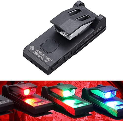 Work Lights Spring new work one after another - Ochoos High quality PL1 230LM USB Hands Rechargeable 6Modes Fre
