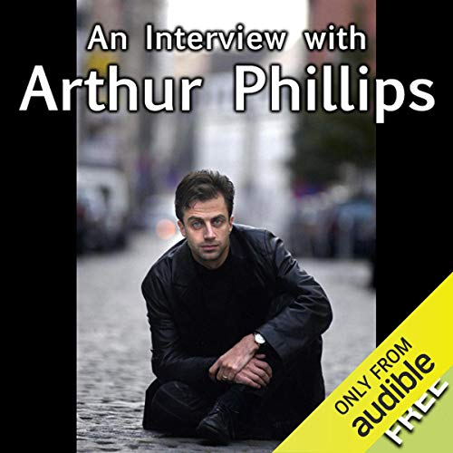 『An Interview with Arthur Phillips』のカバーアート