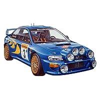 タミヤ 1/24 スポーツカーシリーズ インプレッサWRCモンテカルロ